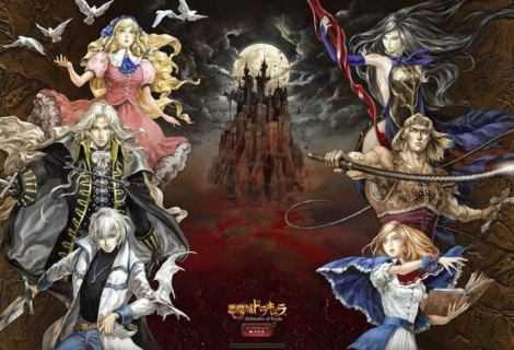 Castlevania: Grimoire of Souls in arrivo su dispositivi mobile