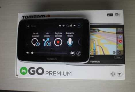 Recensione TomTom GO Premium: non chiamatelo navigatore!