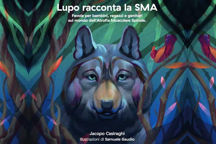 Lupo racconta la SMA disponibile gratuitamente nei Feltrinelli Store