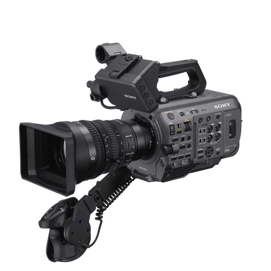 Sony FX9: il camcorder di punta con sensore Full Frame