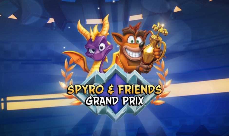 CTR Spyro & Friends: tutte le sfide e le ricompense dell'evento!