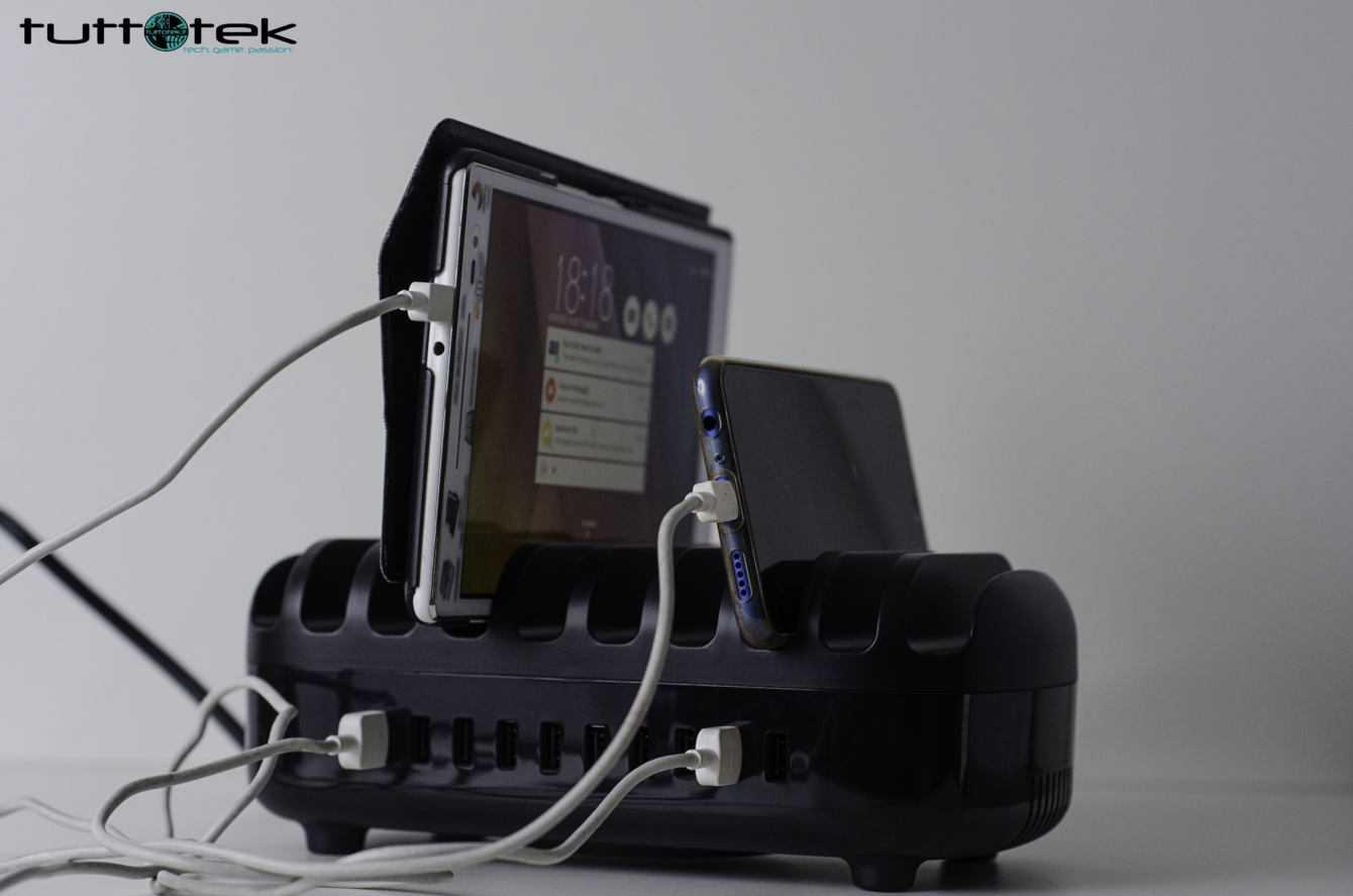 Recensione caricatore USB multiplo Orico: una piccola centrale elettrica