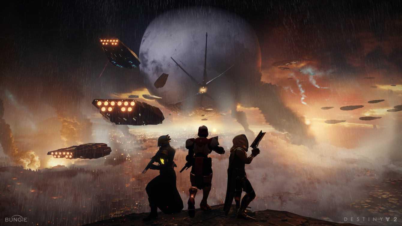 Destiny 2: Una Nuova Luce è disponibile gratuitamente da oggi!