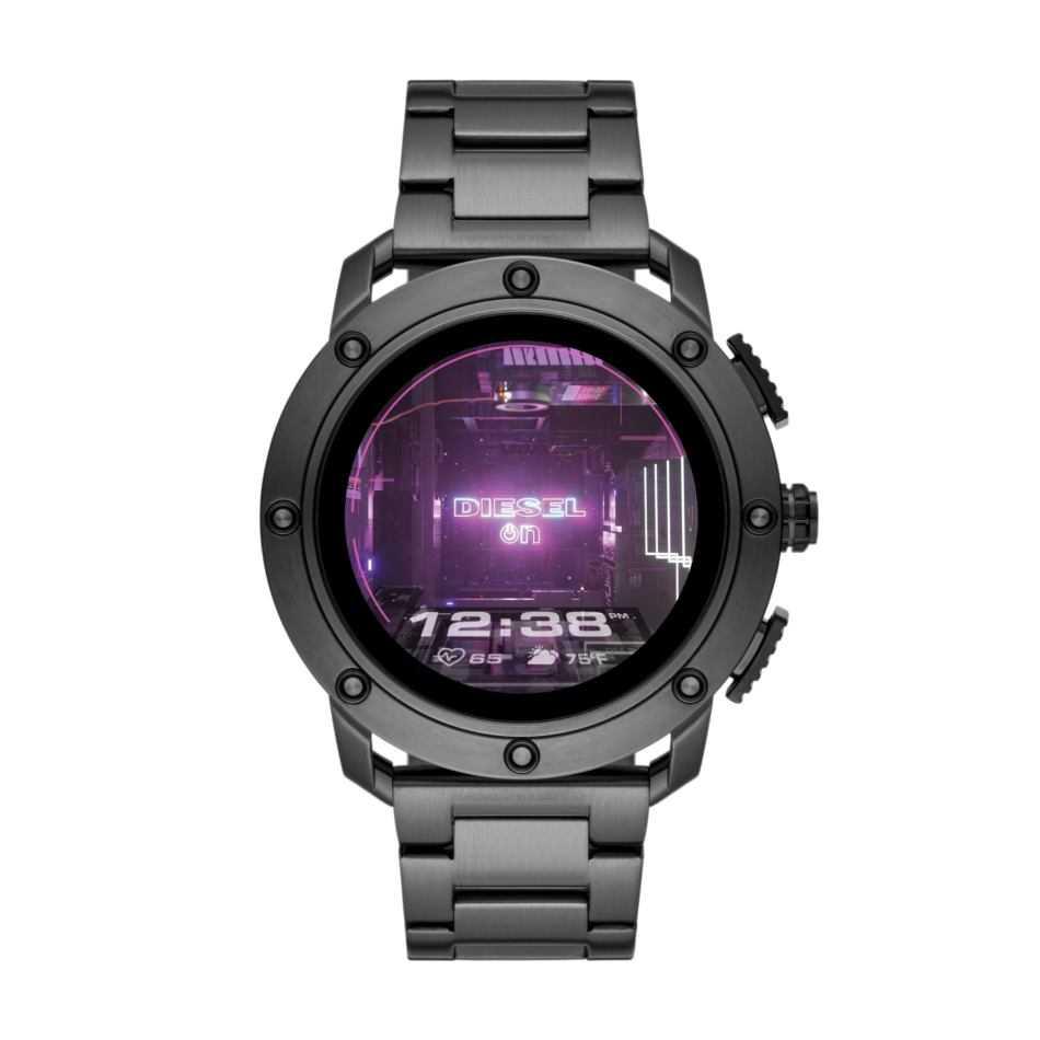 Diesel Axial: Wear OS per lo smartwatch brutale