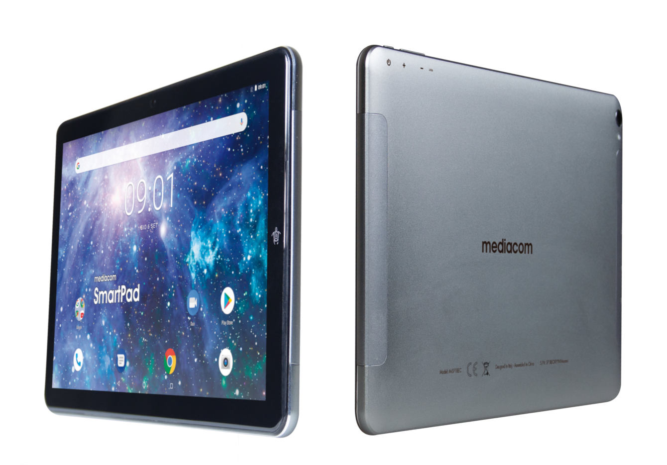 SmartPad 10 Eclipse 2: connettività a 360 gradi