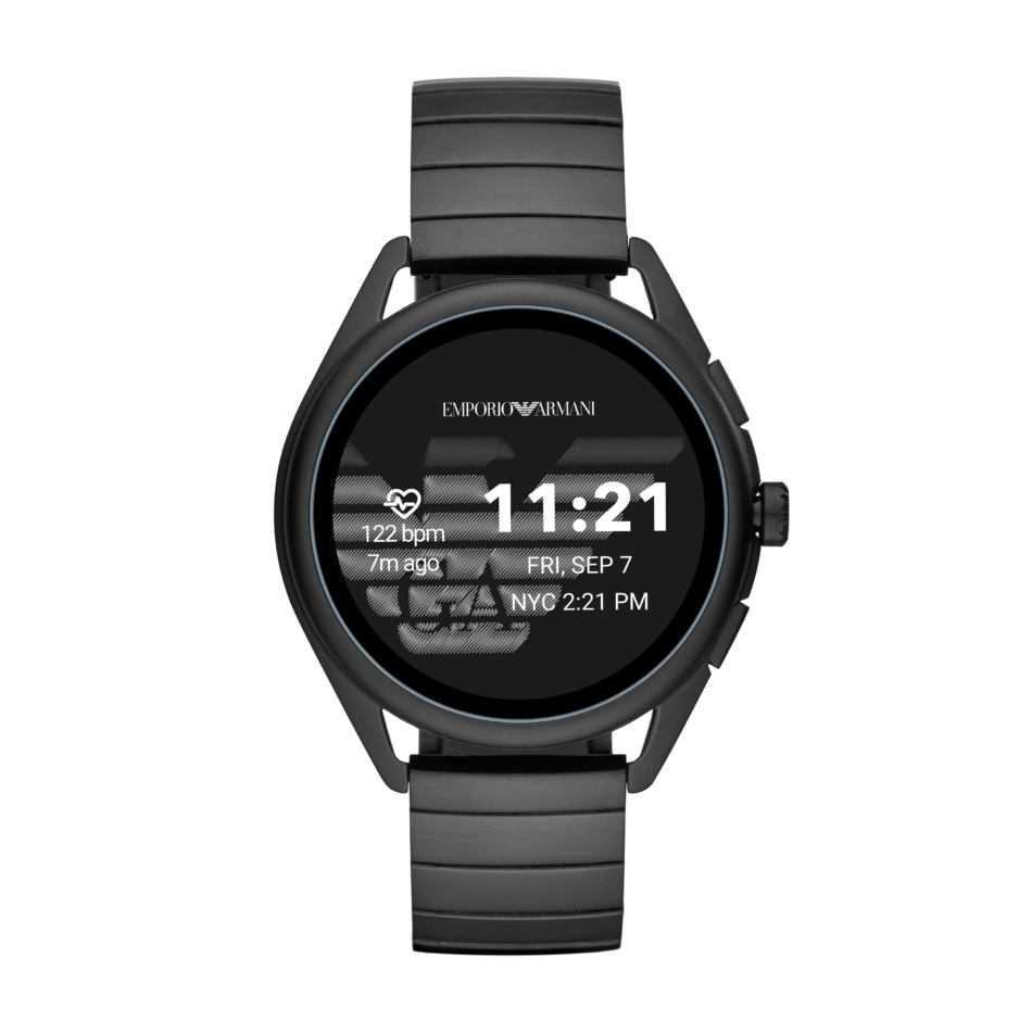 Emporio Armani Smartwatch 3: connubio di stile e funzionalità