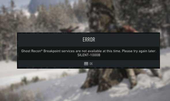 Ghost Recon Breakpoint: online la open beta ma non mancano i problemi