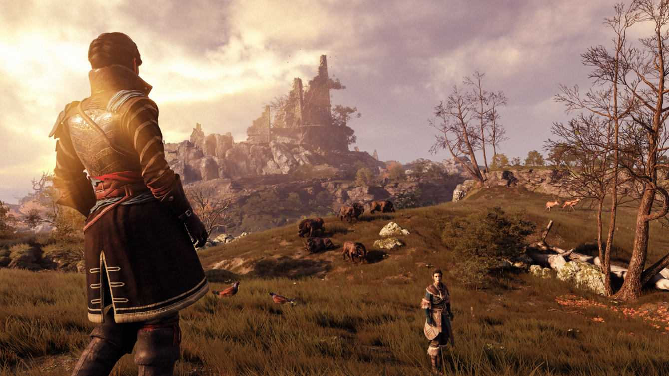Greedfall: the title lands on next gen with the Gold Edition