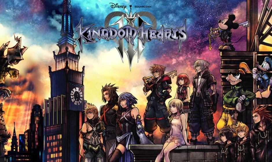 Kingdom Hearts 3: svelati i requisiti per la versione PC