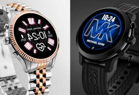 Smartwatch Michael Kors Lexington 2, Bradshaw 2 e MKGO: tanto stile!