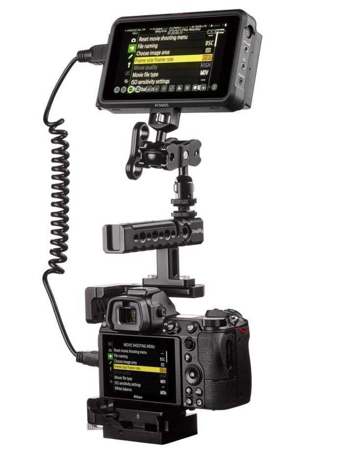Nikon FilmMaker Kit arriva ufficialmente con Z 6