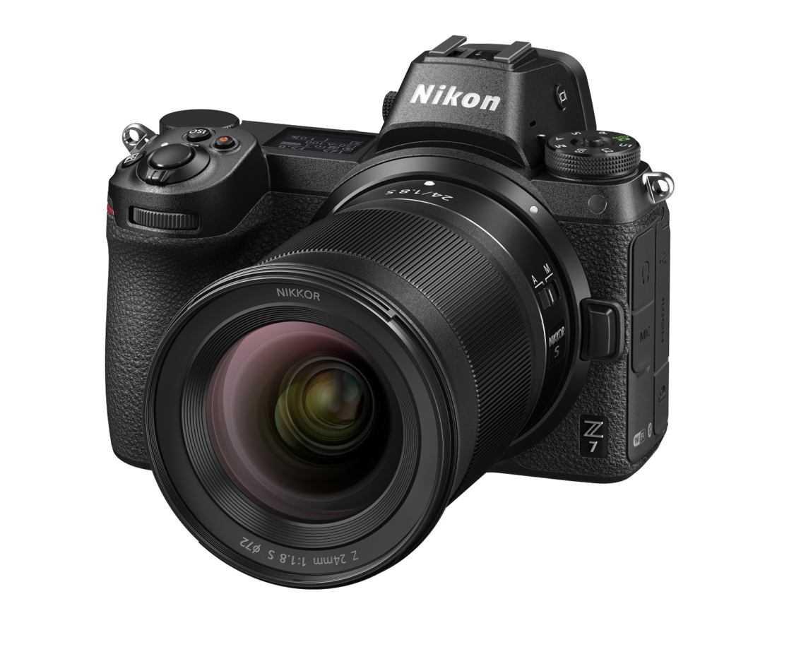 Nuovo NIKKOR Z 24mm f/1.8 S presentato