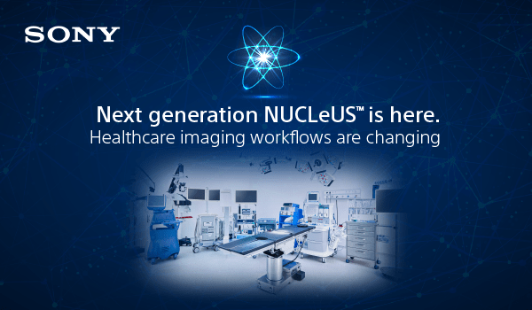 Sony lancia l'ultima generazione di NUCLeUS
