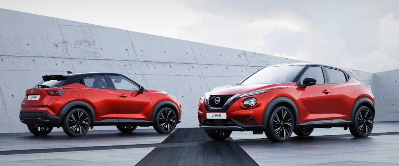 Nuovo Nissan Juke ridefinisce gli standard dei crossover