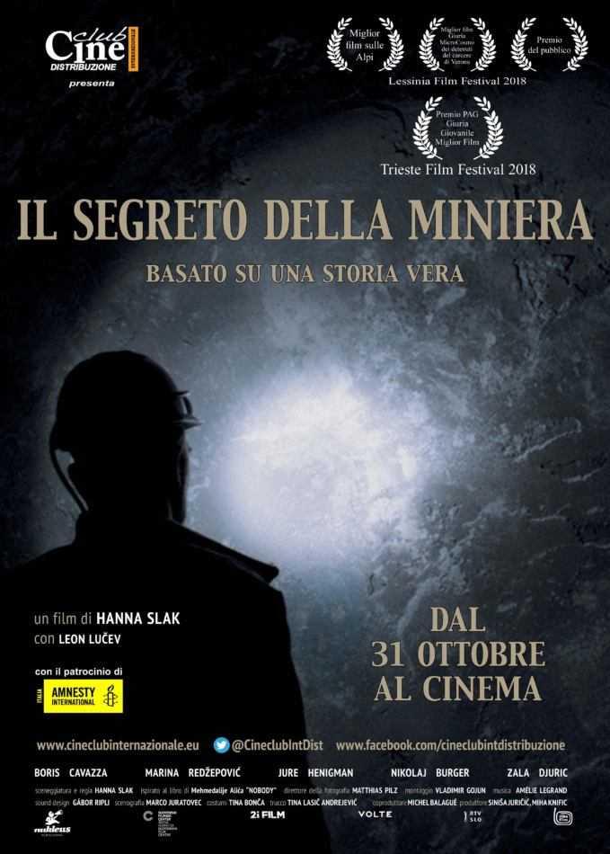 Il segreto della miniera dal 31 ottobre 2019 al cinema