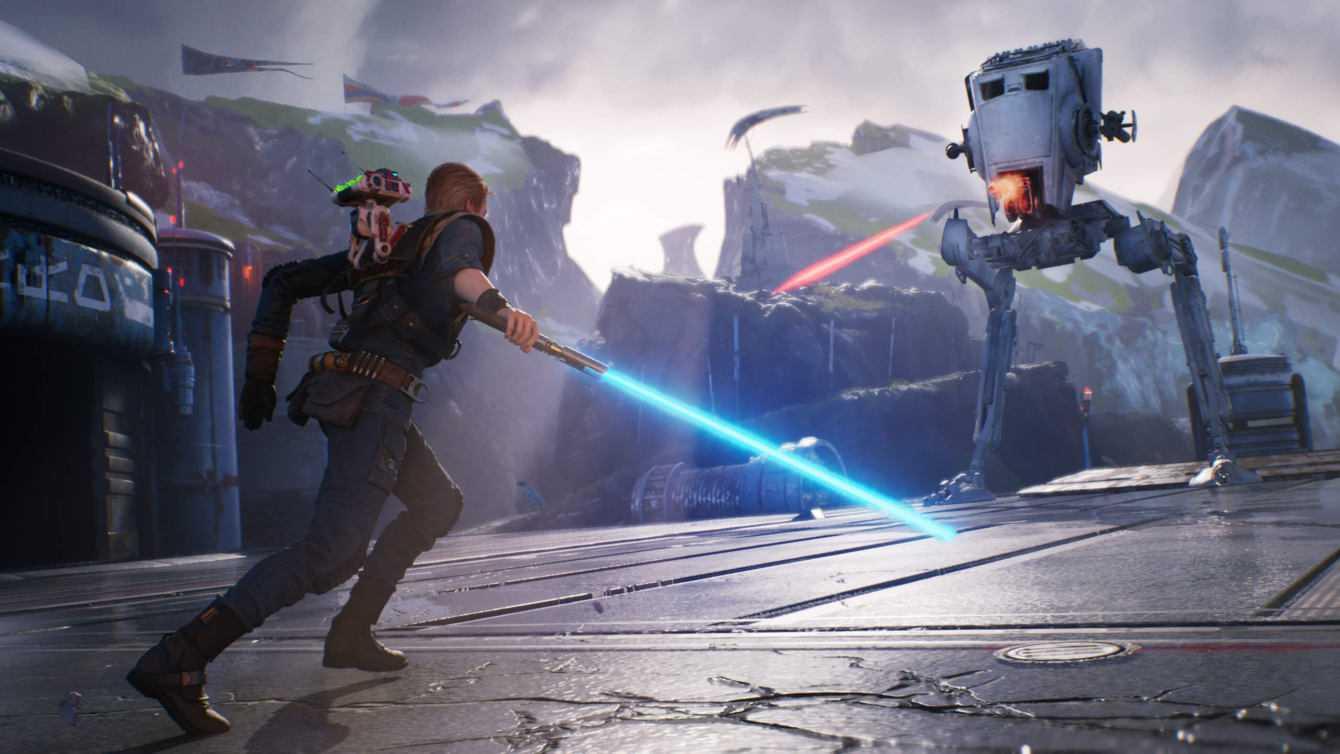 Star Wars Jedi: Fallen Order si mostra con un nuovo trailer