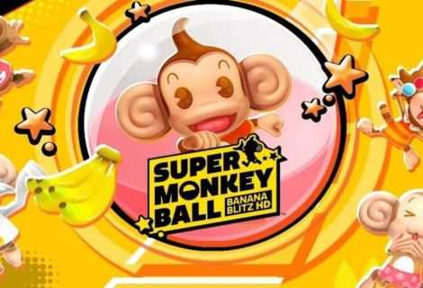 Sonic arriva in Super Monkey Ball: Banana Blitz HD