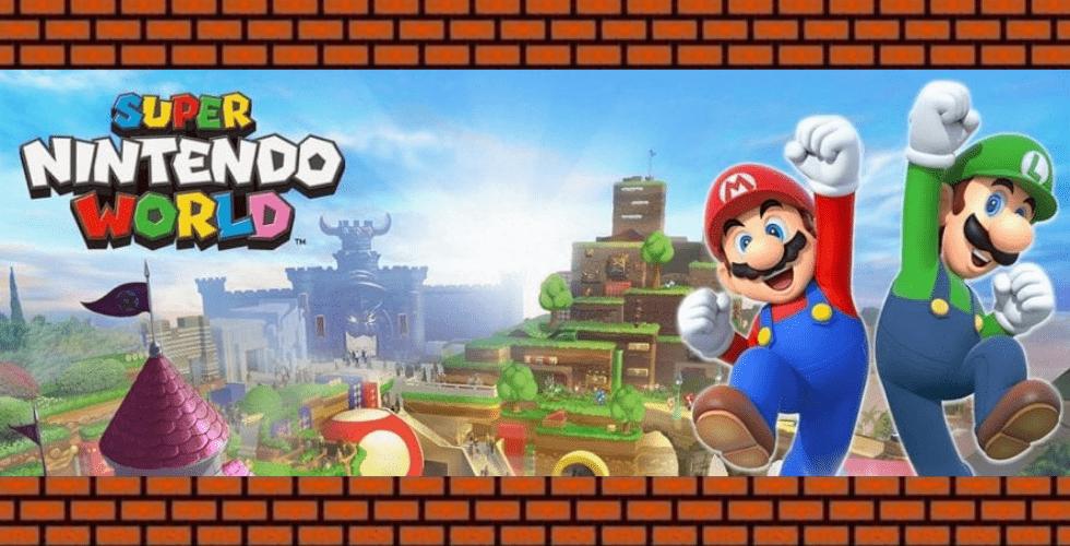 Super Nintendo World Park Orlando: apertura prevista per il 2025