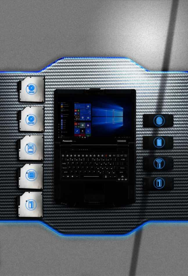 Toughbook 55, flessibilità prima di tutto con il nuovo notebook
