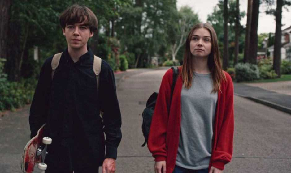 The End of the F***ing World Stagione 2 finalmente su Netflix