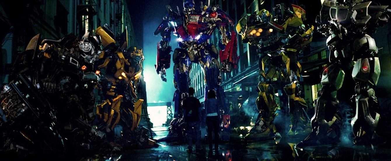 I Transformers sono realtà: ecco i robot fatti da robot | Tecnologia