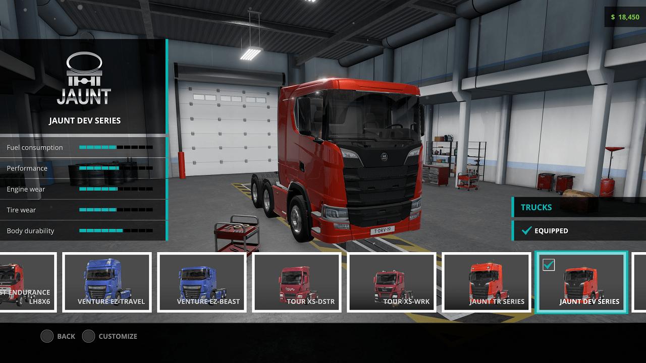 Truck Driver: i segreti e il futuro del gioco   Intervista