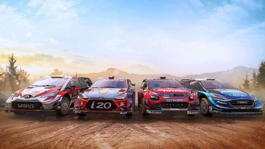 WRC 8 ora disponibile per PS4 e Xbox One