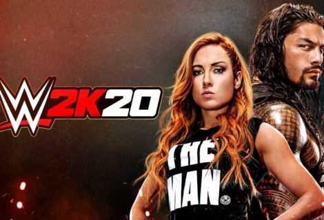 WWE 2K20 si mostra con un nuovo trailer