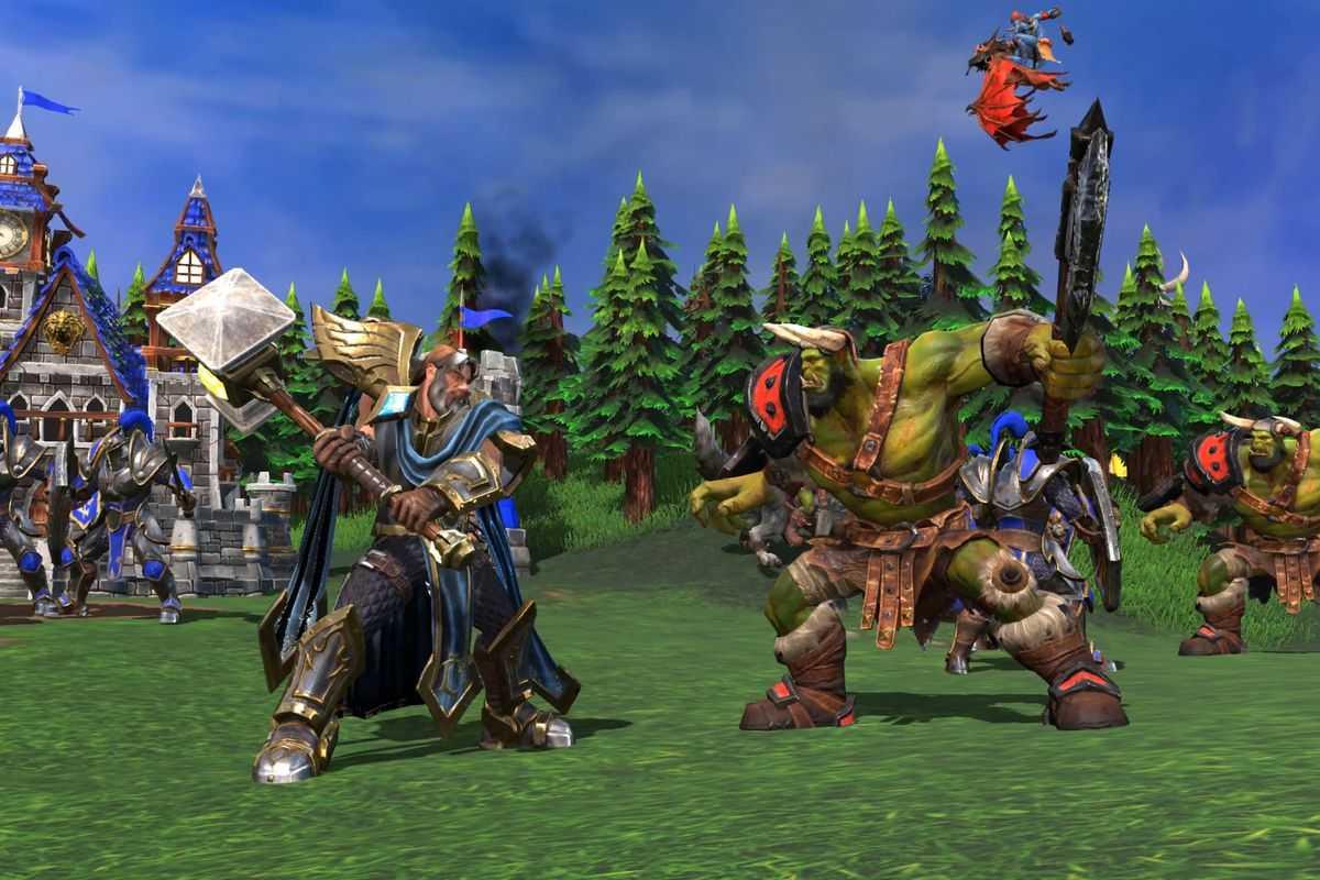 Warcraft 3 Reforged: rimandato, ne vedremo l'uscita nel 2020