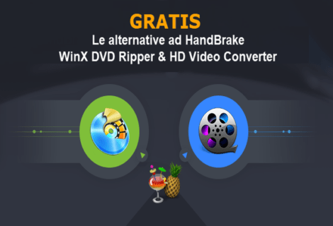Come ottenere un'alternativa gratis a HandBrake
