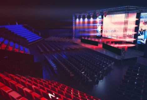 Adidas eSports Arena alla Milan Games Week