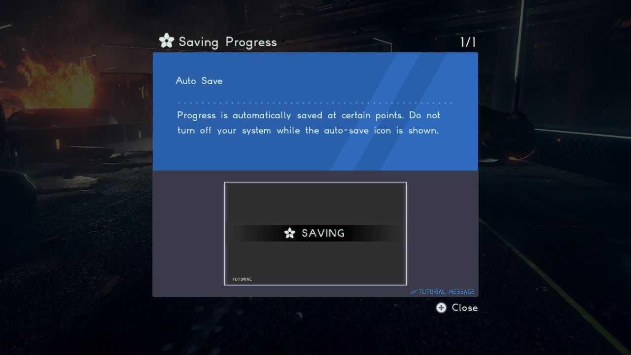 Astral Chain: ecco come salvare le vostre partite