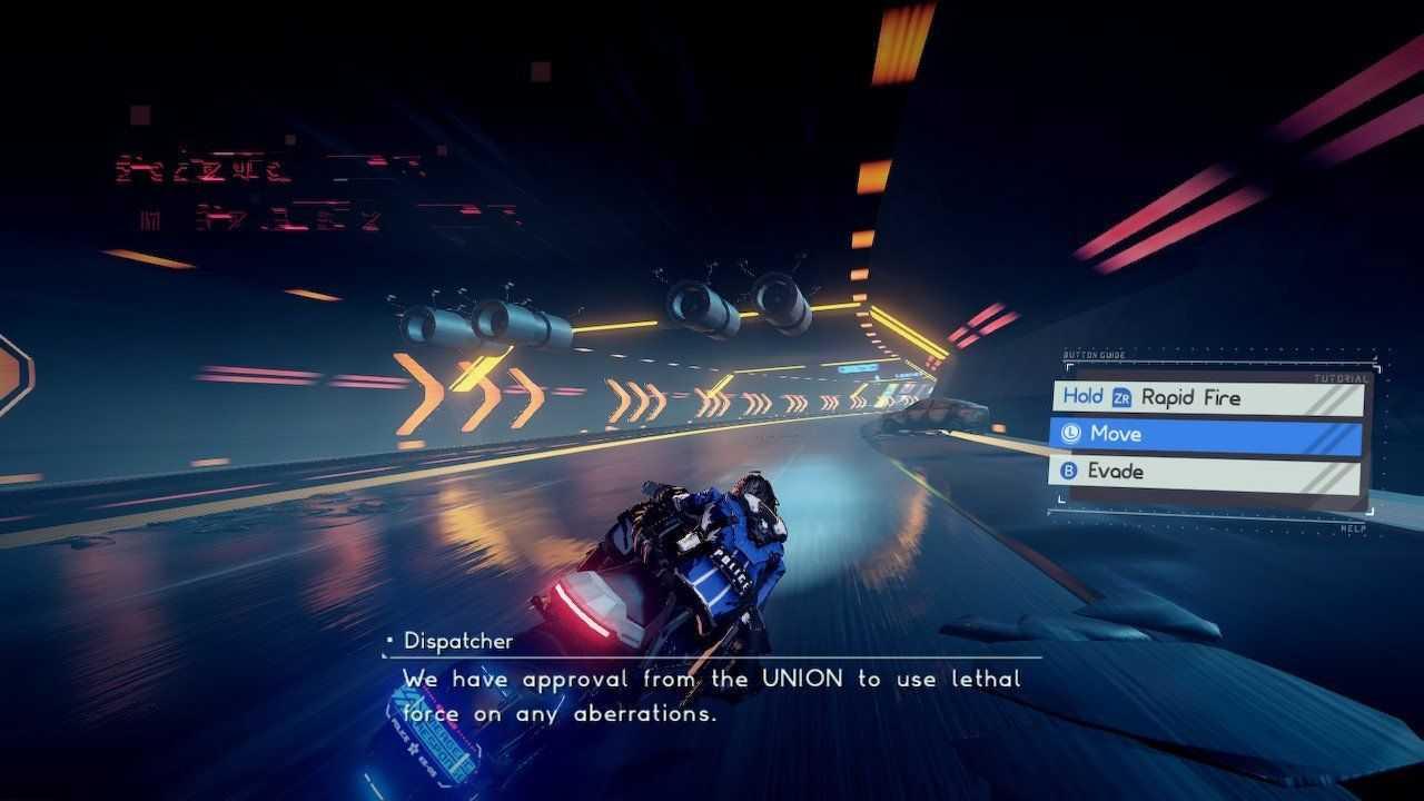 Astral Chain: come superare le sequenze in moto | Guida