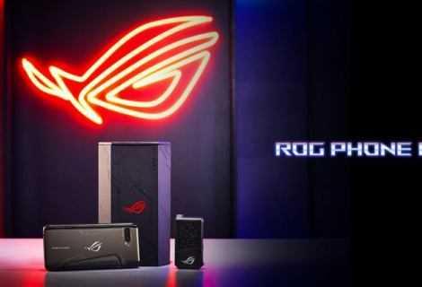 ASUS ROG Phone II: scheda tecnica e prezzi del gaming phone