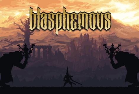 Blasphemous: annunciata la data di uscita del DLC e l'arrivo del sequel