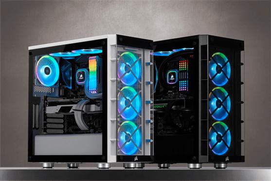 Corsair presenta lo smart case iCUE 465X RGB