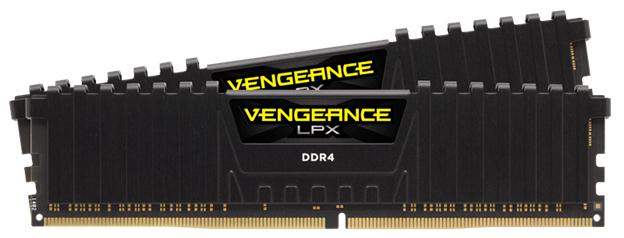 Corsair, memoria DDR4 Vengeance LPX da 4.866 MHz