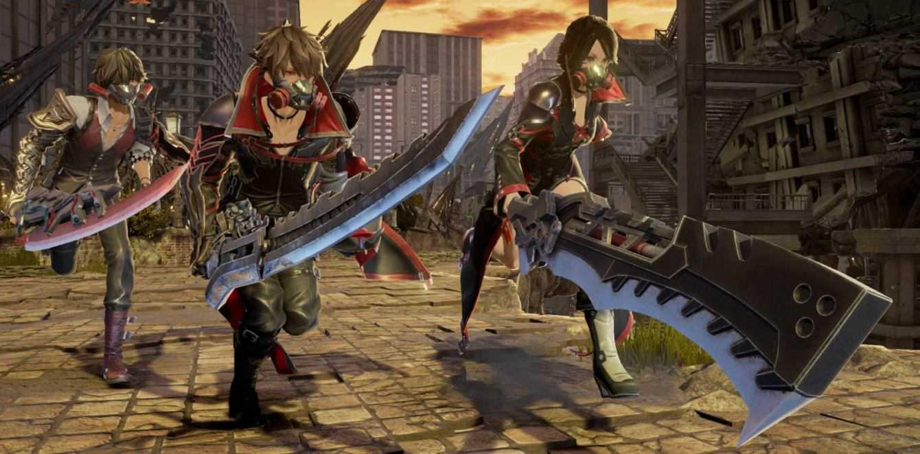 Code Vein ecco mostrato il trailer di lancio del videogioco