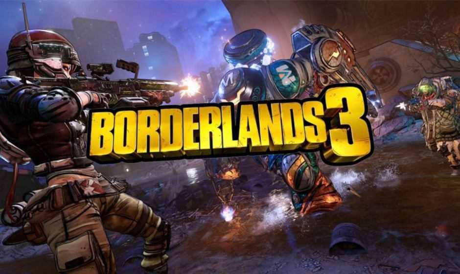 Borderlands 3 arriverà anche su PS5 e Xbox Series X