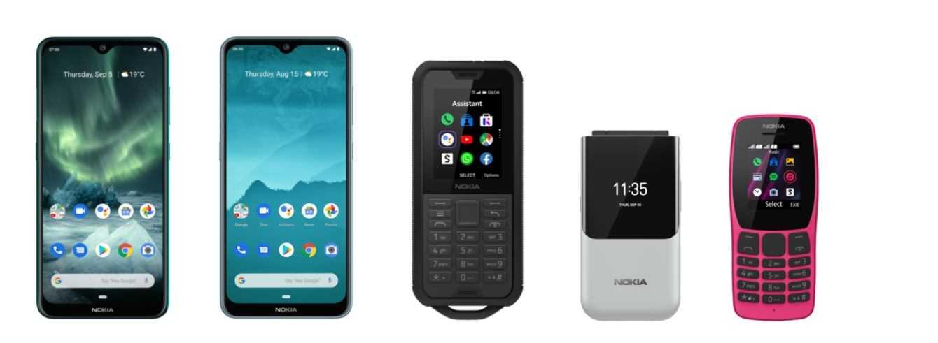 HMD Global a IFA 2019 con Nokia 7.2 e Nokia 6.2 e non solo