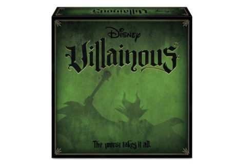 Villainous: il Gioco da Tavolo dei Cattivi Disney