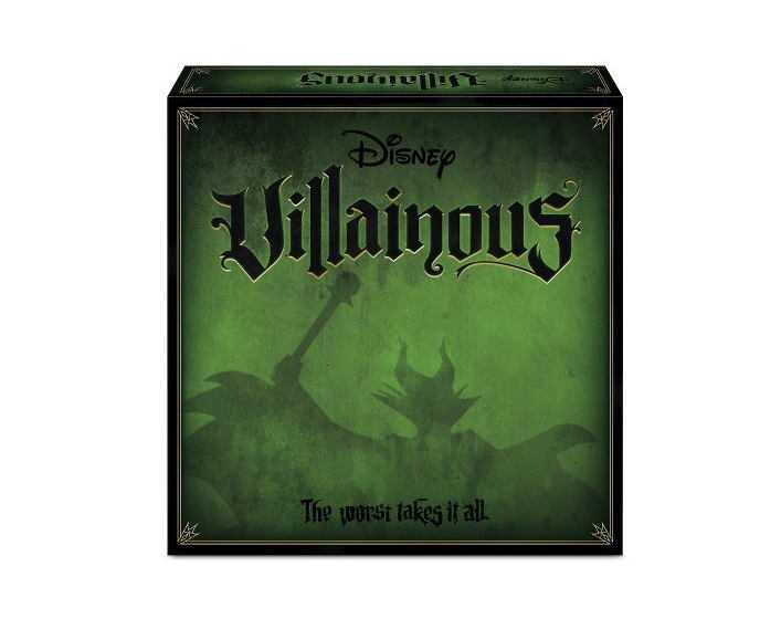 Recensione Disney Villainous: il più cattivo prende tutto