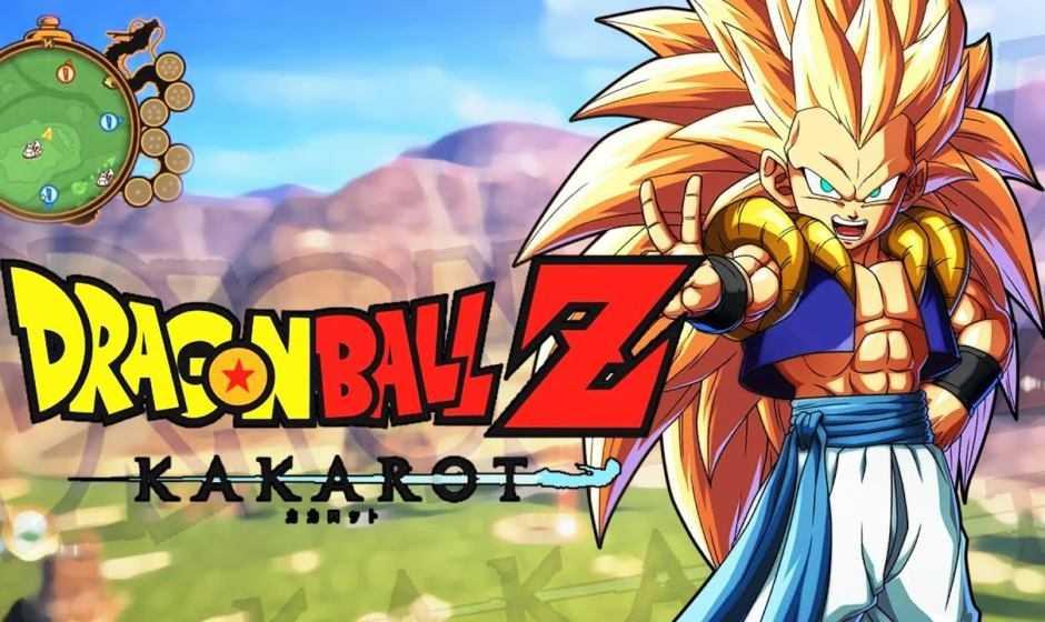 Dragon Ball Z: Kakarot, ecco il trailer dell'opening cinematic