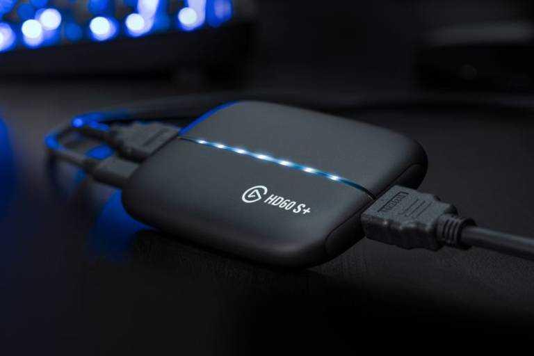 Elgato presenta la nuova scheda di acquisizione video HD60 S+