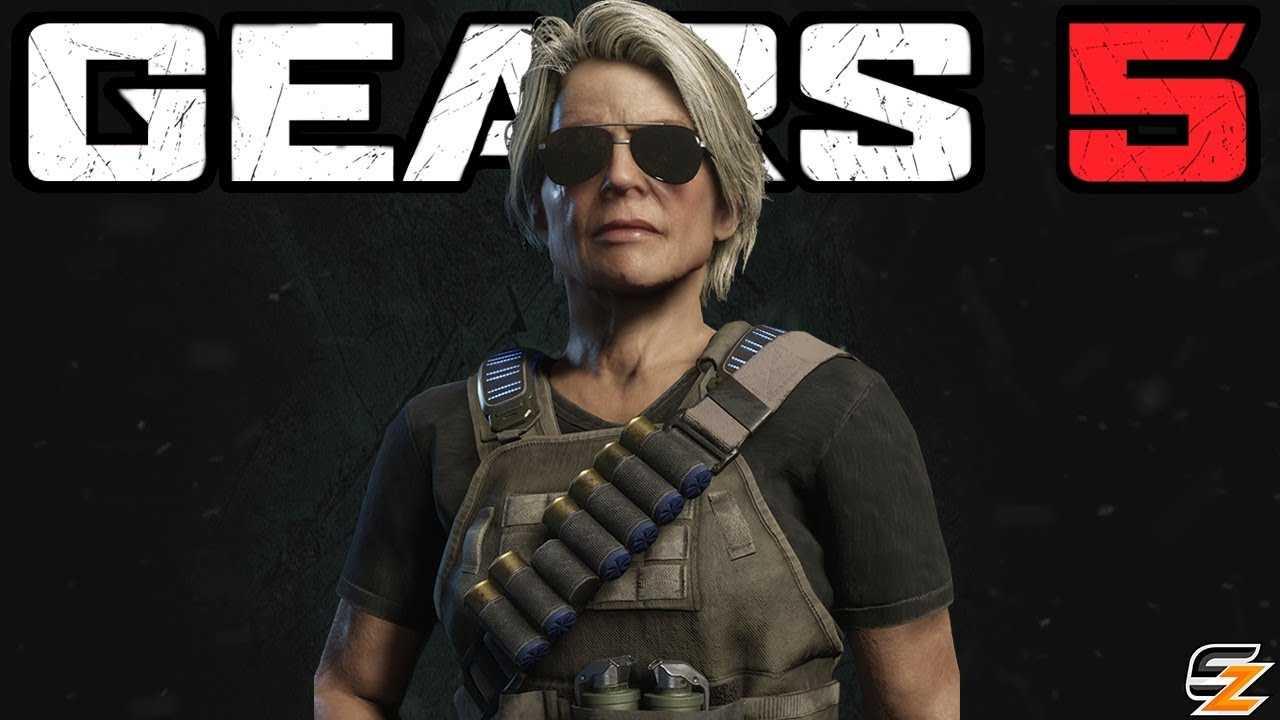 Gears 5: come usare Terminator, Sarah Connor e cambiare personaggio