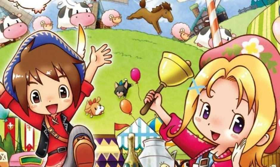 Harvest Moon: Mad Dash in Europa grazie a Koch Media