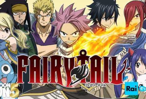 Fairy Tail: in arrivo un nuovo gioco nel 2020!