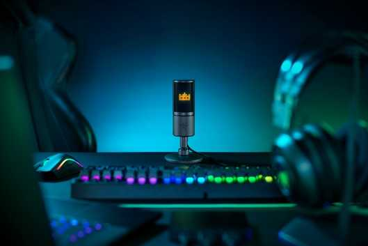 Seiren Emote annunciato ufficialmente da Razer
