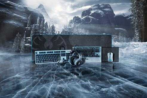 Razer annuncia due linee brandizzate Gears of War