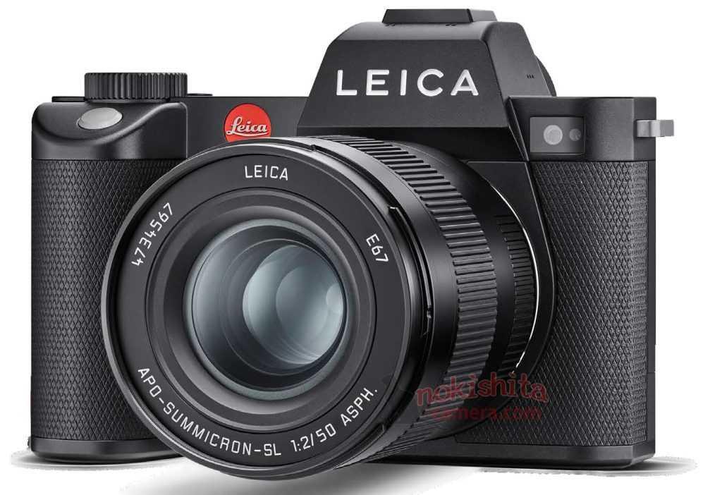 """Leica SL2: prime immagini del """"Vader"""" della fotografia"""